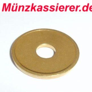 10 x Wertmarken Jetons Token Duschmarken Wh Münzprüfer Ø 21 x 2,2mm