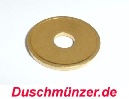 10 x Duschmünzen Wertmarken Duschmarken Ø 21 x 2,2mm Duschmünzer (4)
