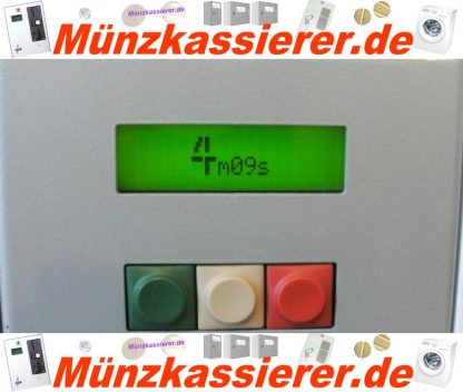 BECKMANN EMS 335 MÜNZAUTOMAT MÜNZKASSIERER