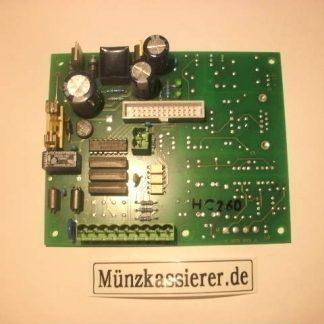 Ergoline MCS IV PLUS Münzkassierer Ersatzteile Netzplatine