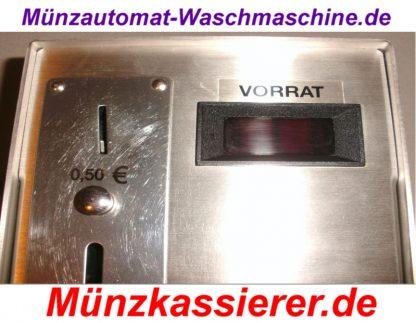 Münzkassierer für Waschmaschine Wäschetrockner
