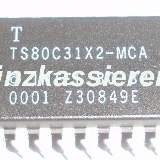 SI Steuerung TCMC 8 - SI Elektronik Teile INTEL TS80C31X2-MCA