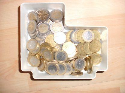 Münzkassierer 50 Cent 1 u. 2 Euro NP 640€ Waschmaschine
