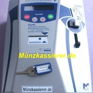 Münzautomat My Tronic M010 Mono Chipkartenfunktion Münzkassierer