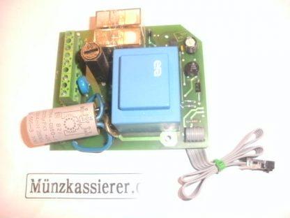 Beckmann Ems 100 Münzkassierer Ersatzteile Netzplatine Platine