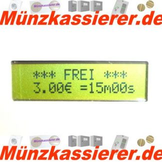 Münzapparat Münzautomat Solarium Beckmann EMS