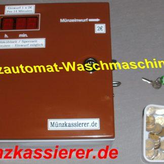 Münzautomat Münzkassierer SOLARIUM / SAUNA