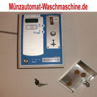 Münzautomat Waschmaschine Wertmarken