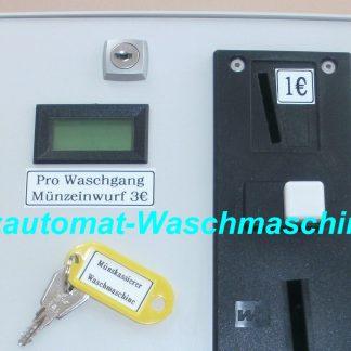 Münzautomat Waschmaschine NZR 0215 ZMZ0215