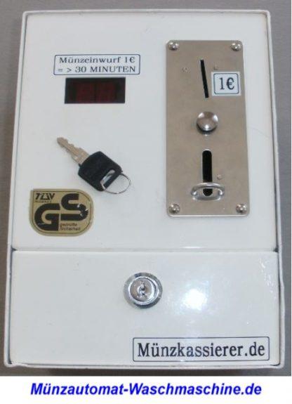 Münzautomat f. Wäschetrockner