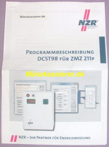 Bargeldloser Zeitzähler NZR 0211 P ZMZ 0211P Münzkassierer