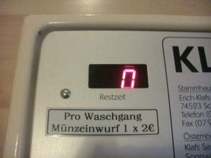 Münzkassierer Münzgerät Waschmaschine Trockner Profigerät