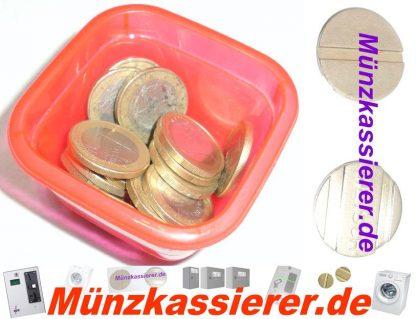 Münzkassierer Münzzeitgeber