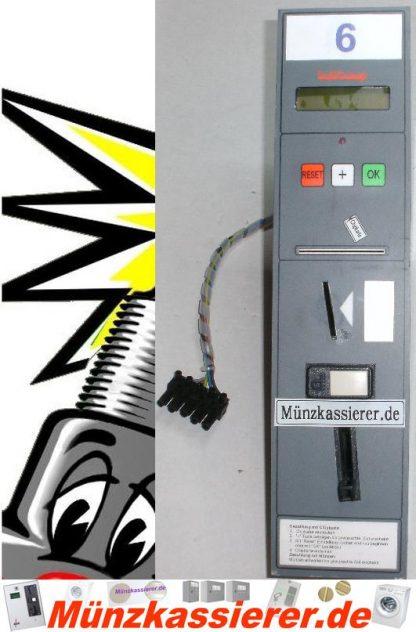 Münzkassierer Modul Waschmaschine mit Türentriegelung