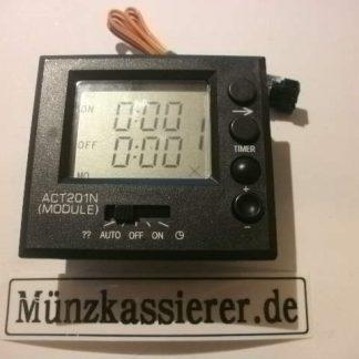 Beckmann Ems 100 Münzkassierer Ersatzteile Happy Hour Timer