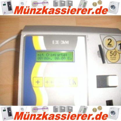 Münzautomat Münzkassierer Solarium Chipkarten Gerät