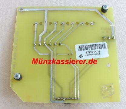 Beckmann Ems 335 EMS335 Münzautomat Netzplatine