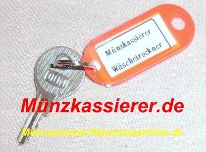 Münzkassierer mit Wertmarken 21,5 x 1,75