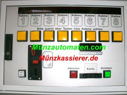 SI Steuerung TCMC 8 - SI Elektronik Teile Hauptplatine RW8E-TCM.1