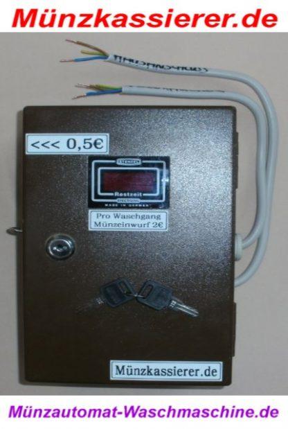 Münzkassierer Münz-Automat Waschmaschine