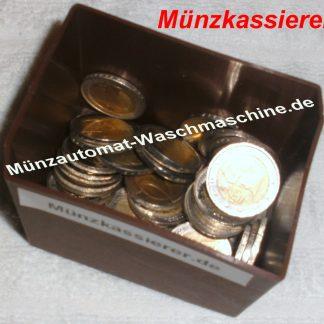 Duschmünzer 2€