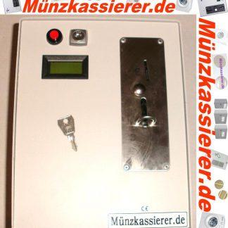 ❌ TOP ❌ Münzkassierer NZR Münzautomat 1Euro Einwurf