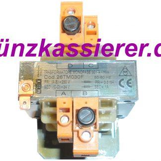 TRAFO Transformator Netzteil 230VAC 24VAC 30VA / 75VA Kleinspannung Hutschiene