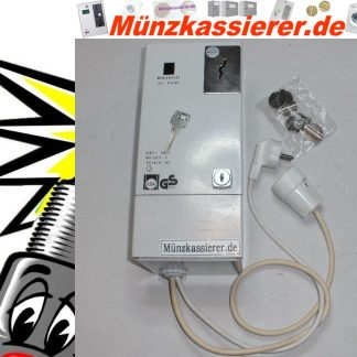 Waschmaschine Trockner Münzkassierer Münzzähler 16A