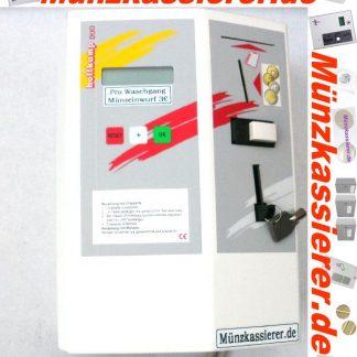 Waschmaschinen Münzkassierer mit Türöffner